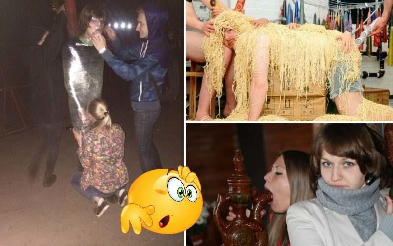 Странные фотографии неподдающиеся объяснению