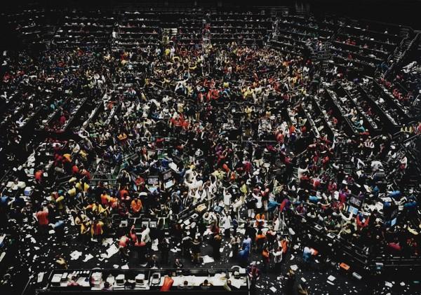 10. Андреас Гурски «Чикагская товарная биржа III» ($3 301 771)