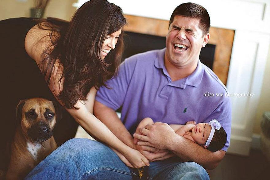 веселые фотографии с малышами