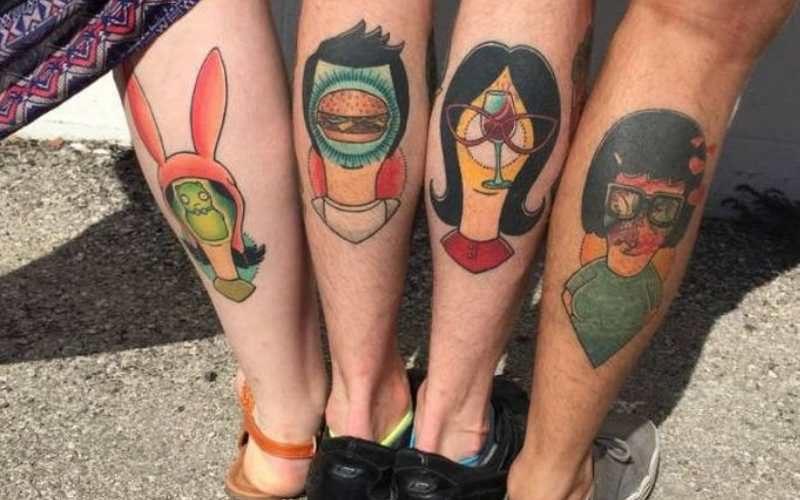 Подборка необычных, интересных и действительно красивых татуировок