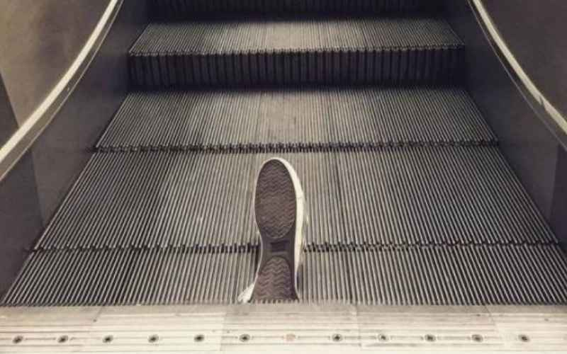 Эскалаторы не так безопасны, как кажется