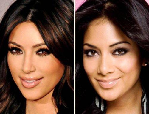 Эти знаменитости, похожие друг на друга как две капли воды (15 фото)