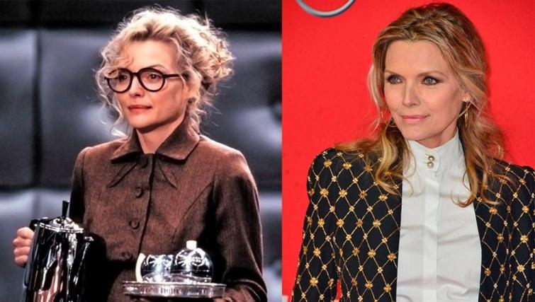 Как голливудские красавицы выглядели в 90-х и как они выглядят сейчас