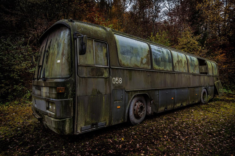 Автобус Mercedes-Benz O303