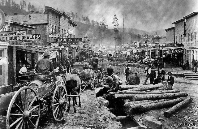 Экскурс в прошлое (16 исторических фото)