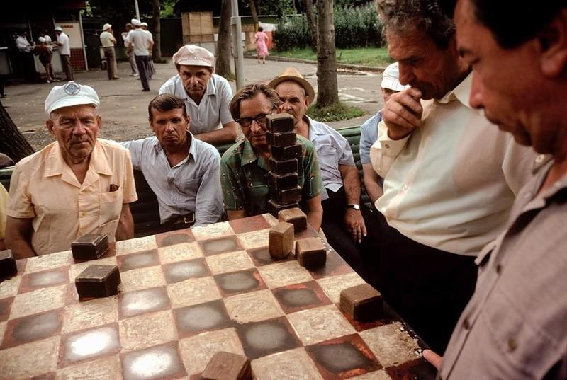 Фотографии советской жизни в 1981 году